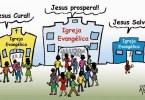 O que a Bíblia diz sobre o evangelho da prosperidade?