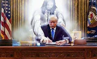 Trump e profecias, e um novo modelo de líder nacional e mundial