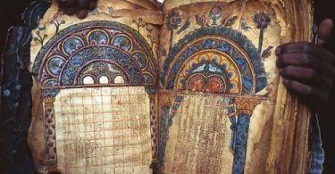 Mais antigo exemplar da Bíblia ilustrada está na Etiópia