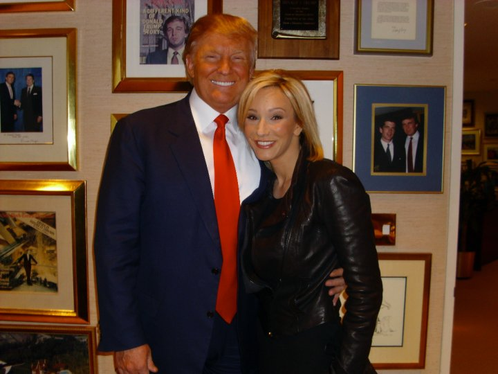 Donald Trump e Paula White