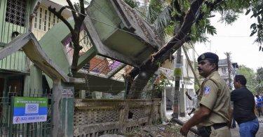 """""""Eu senti a presença de Jesus na sala"""", diz pastor que sobreviveu a terremoto na Índia"""