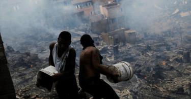 Brasil está sendo atingido pelo pior colapso econômico que já experimentou