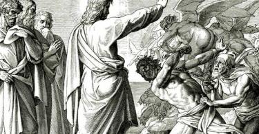 O Evangelho, os demonizadores e os expulsadores de demônios