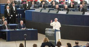 Líderes da UE pedem ao papa que lhes ajude a manter o bloco