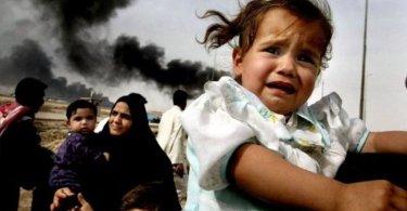 Apenas sete famílias restaram na maior cidade cristã do Iraque