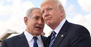 Trump diz que irá se esforçar para um 'acordo de paz' entre Israel e Palestina