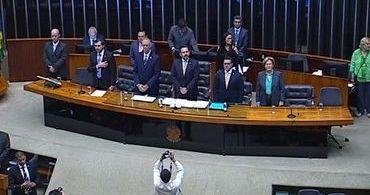 Israel é homenageado em sessão no Congresso