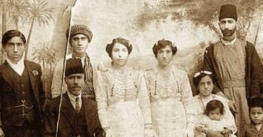 Os judeus no Iraque