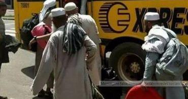 Boato: Brasil não vai receber navios com refugiados muçulmanos