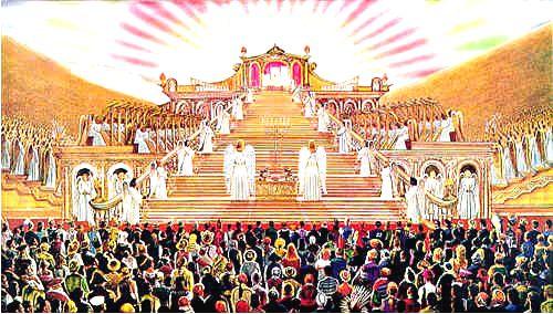 Resultado de imagem para O que é o Julgamento do Grande Trono Branco?