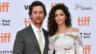 Matthew McConaughey diz que fé ajudou em casamento