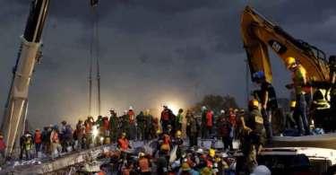 """""""Nosso refúgio se chama Jesus Cristo"""", diz pastor em meio à terremoto no México"""