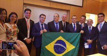 Brasileiros pedem perdão a Israel durante ato simbólico em Jerusalém