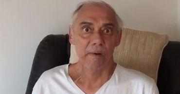 Marcelo Rezende é internado com pneumonia