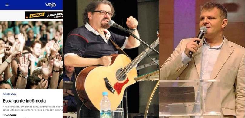 """Veja chama evangélicos de 'gente incômoda' e pastores respondem: """"É preconceito"""""""