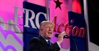 """Trump promete restaurar valores cristãos nos EUA: """"A herança será protegida"""""""