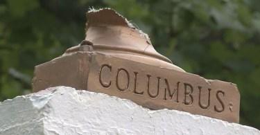 Grupos esquerdistas americanos planejam desfigurar os monumentos de Cristóvão Colombo no Dia do Descobrimento da América