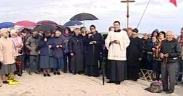 Milhares de cristãos da Polônia se juntam para orar contra islamização