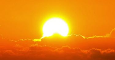 Como poderia haver luz antes de o sol ter sido criado?