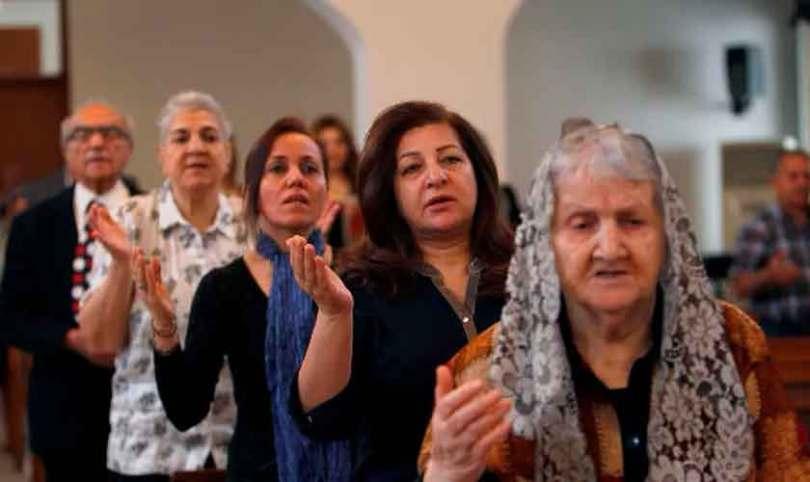 Após queda do Estado Islâmico, Natal volta a ser celebrado na maior cidade cristã do Iraque