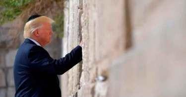 EUA reconhece oficialmente Jerusalém como capital de Israel