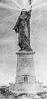 Estátua islâmica original