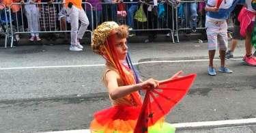 Movimento LGBT usa garoto de 10 anos como drag queen para promover ideologia de gênero
