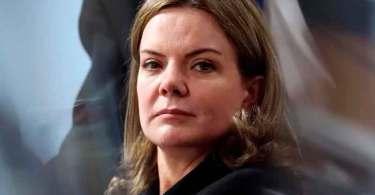 Gleisi Hoffmann pode ser investigada por crime contra a segurança nacional