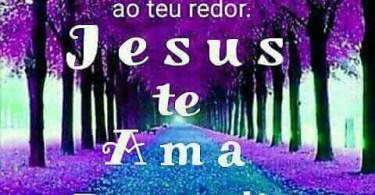 Jesus te ama!