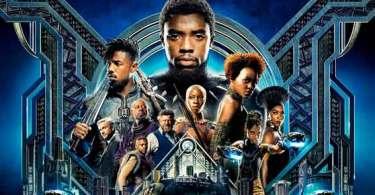 O novo filme da Marvel Pantera Negra: cheio de memes racistas