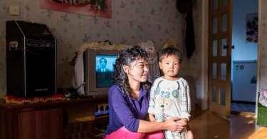 A maioria dos pais na Coreia do Norte não podem dizer aos filhos que são cristãos