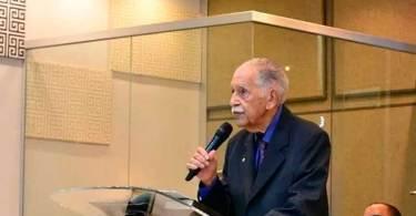 Morre o cantor e pastor Feliciano Amaral, aos 97 anos