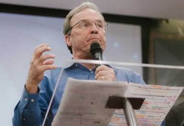 """""""Deus está interessado no tamanho do seu coração, não do seu ministério"""", diz Mike Bickle"""