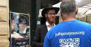 """Cristãos revelam dificuldades ao evangelizar judeus: """"Muitos acham que não têm pecado"""""""