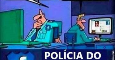 Polícia do facebook