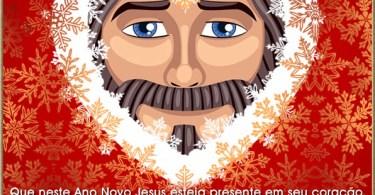 Ano Novo com Jesus!