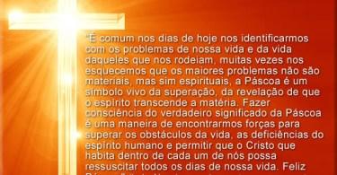 Texto de Páscoa