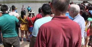 Mais de 400 índios se converteram após ouvir o Evangelho pela primeira vez na Amazônia