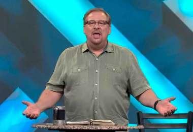 """""""Não podemos receber o que não estamos dispostos a dar"""", diz Rick Warren sobre o perdão"""