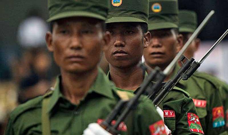 Quase 100 pastores foram presos por Exército em Mianmar