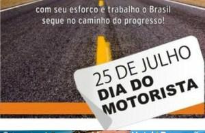 Com seu esforço e trabalho o Brasil segue no caminho do progresso!