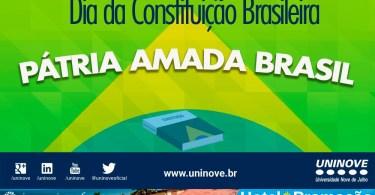 Pátria Amada Brasil!