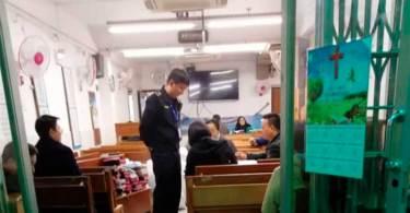 China fecha principal igreja subterrânea do país, em onda de perseguição