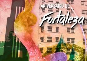 Aniversário de Fortaleza!