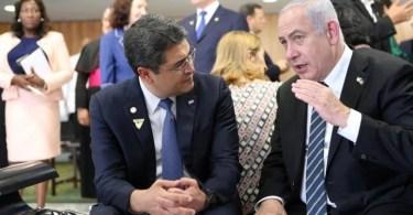 Com apoio dos EUA, Honduras avalia transferência de embaixada para Jerusalém