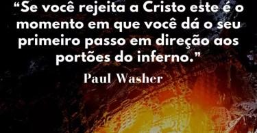 Rejeição a Cristo