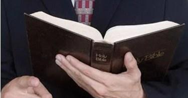 Honrem seus pastores