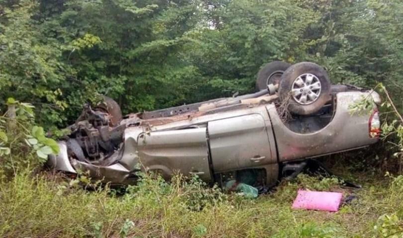 Juliano Son celebra sobrevivência milagrosa de esposa e filho em acidente de carro