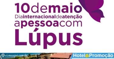 Dia Internacional de Atenção a pessoa com Lúpus!