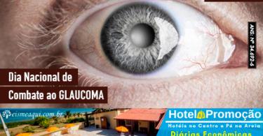Dia Nacional de Combate ao Glaucoma!